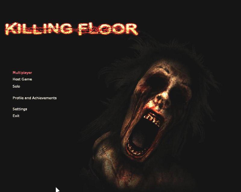 KillingFloor Title