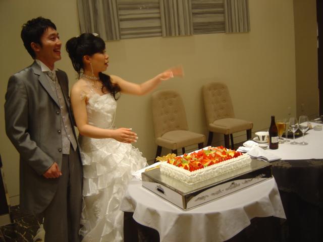 ウェディング・ケーキ