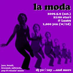 la moda 20090509