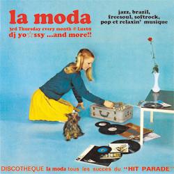 la moda - monthly