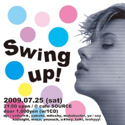 swing up! 20090725