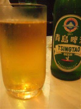 青島beer