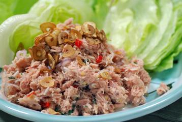 タイ風ツナサラダ