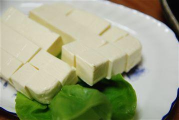 クリームチーズの粕漬け