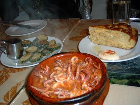 スペイン料理 0020005