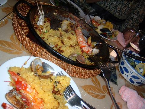 スペイン料理 0040003
