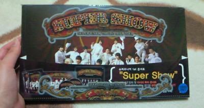 Super Show DVD