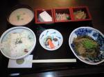 播州百日鶏と秋の茸の煮込み膳
