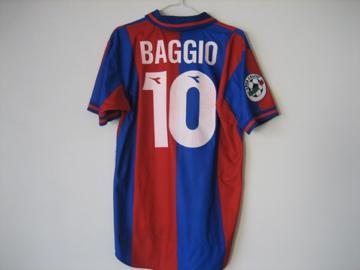 ボローニャ 97-98(H)#10 baggio#1