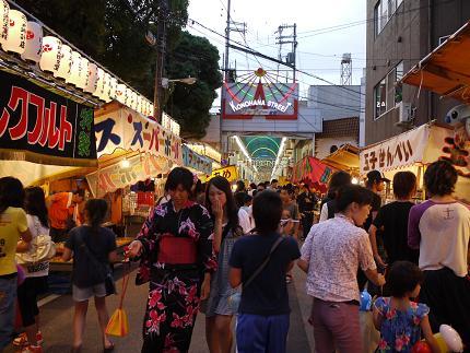 四貫島夏祭り