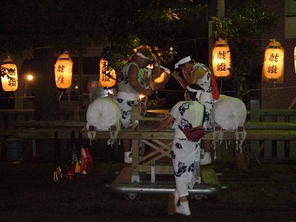 西九条夏祭り2
