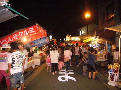西九条夏祭り3