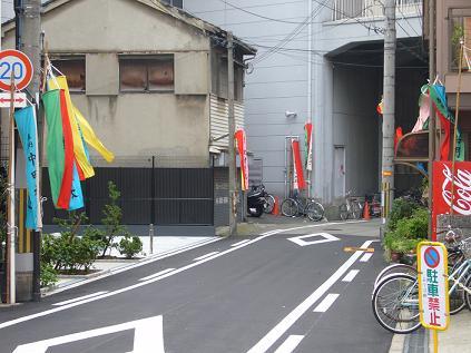 火伏地蔵盆祭り3