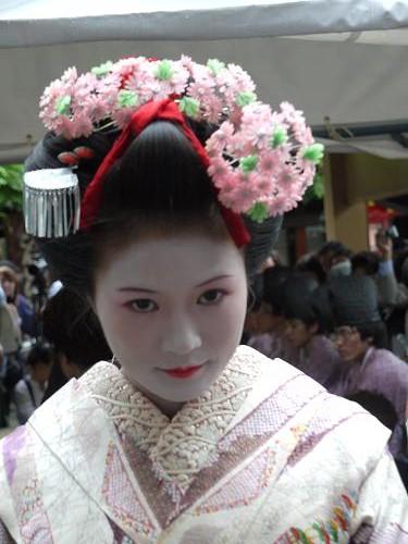 櫛祭・現代舞妓・割れしのぶ0