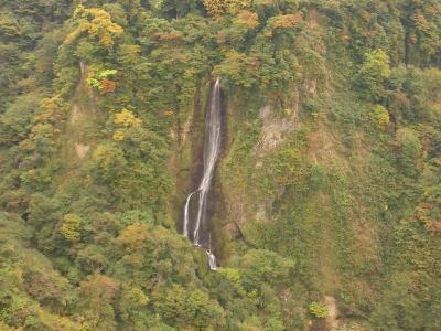 九重-震動の滝(雌滝)