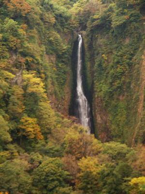 九重-震動の滝(雄滝)