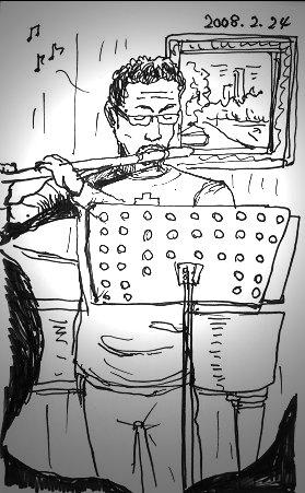 フルートコンサート6