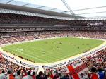 New Wembley stadium