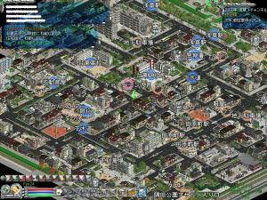 LostOnline 全体Map