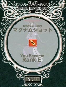 MagnumShot RE (蓮鳴)