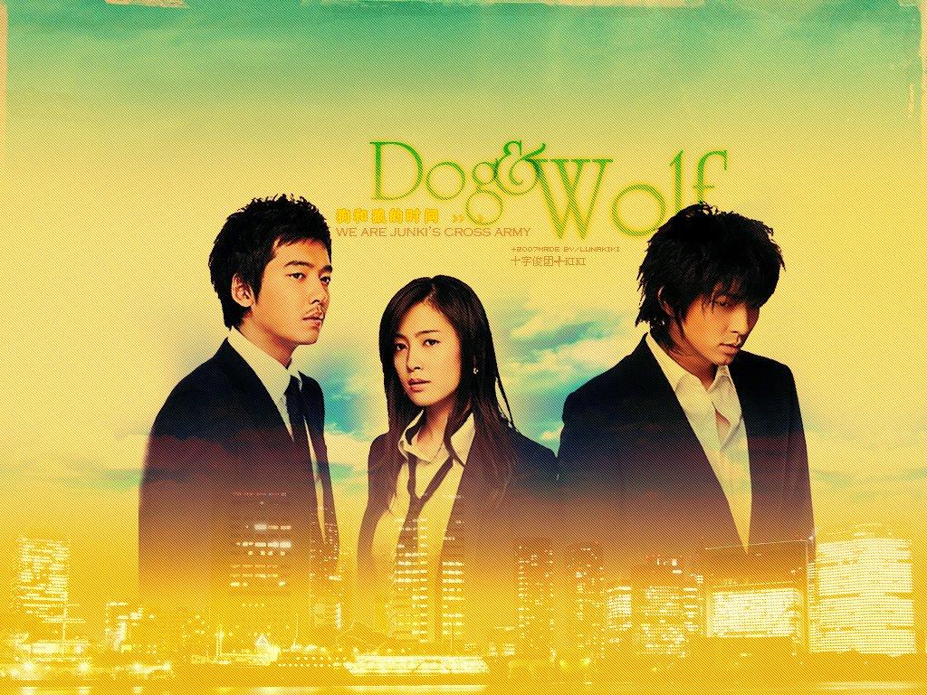 dog&wolf