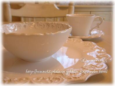 white dish3