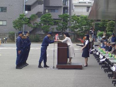 060604牛込消防団ポンプ操法大会03