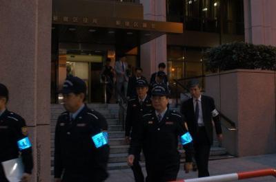 060622歌舞伎町防火安全一斉立入検査出発式02