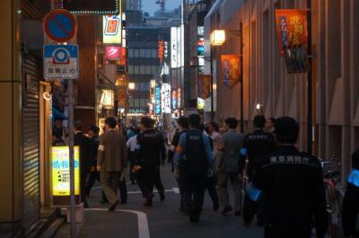 060622歌舞伎町防火安全一斉立入検査出発式03