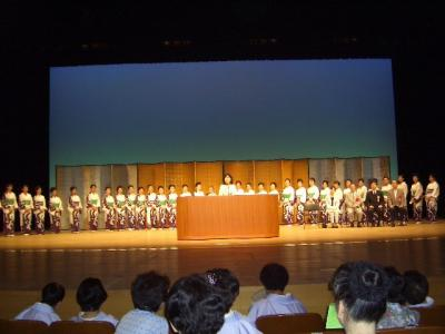060625新宿区民謡大会01