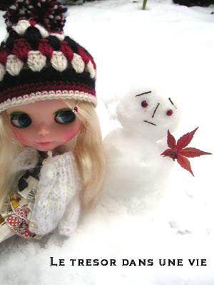 いとしの雪だるま