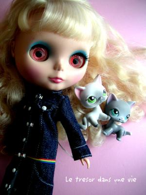 ピンク目も似合ってるなぁ。
