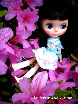 花の妖精?