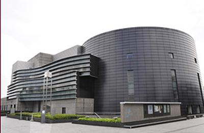 京都コンサートホール 外観
