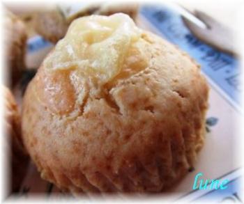 チーズ&アップルマフィン4