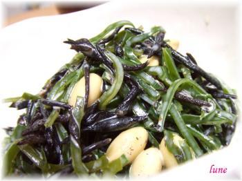 昆布ひじき大豆サラダ2