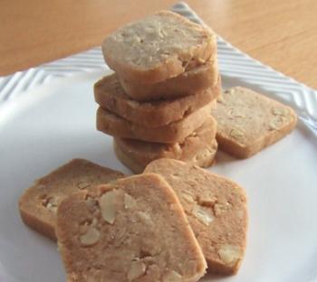 強力粉シナモンクッキー