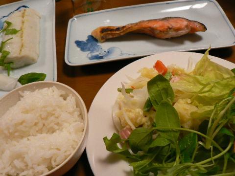 2007年12月5日夕食
