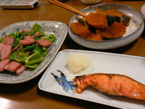 2008年1月10日夕食