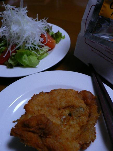2007年11月17日夕食