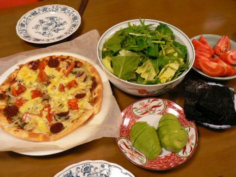2008年1月20日夕食