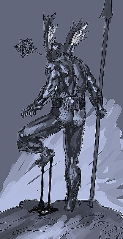 異界の戦士