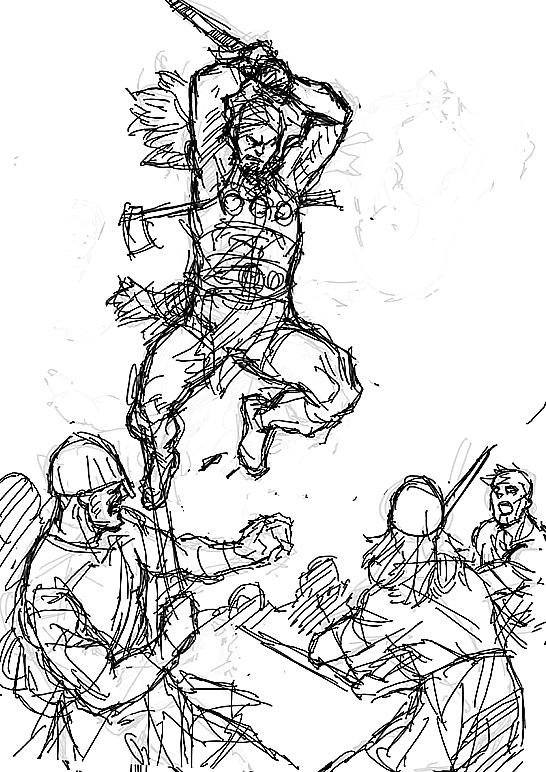 ヴァイキングの戦い