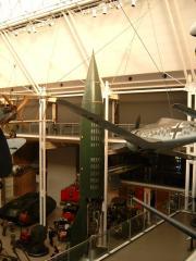 ホッケンウルフとV2ロケット