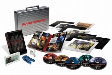 【10,000セット限定生産】『ブレードランナー』製作25周年記念 アルティメット・コレクターズ・エディション・プレミアム(5枚組み)
