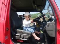 メーデー消防車