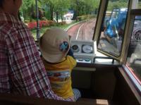 多摩テック電車