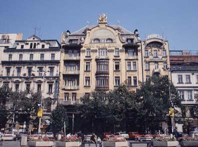 ホテルエヴロパ