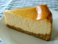 シンプルベイクドチーズケーキ(カット)
