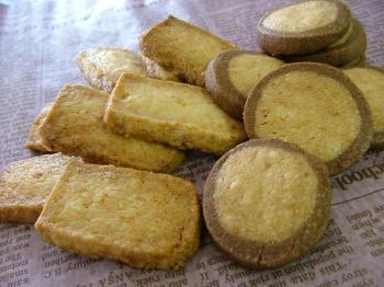 チーズサブレ&アイスボックスクッキー